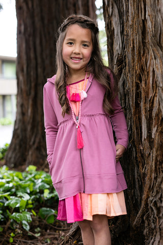 The Sophie in Deco Rose Kids