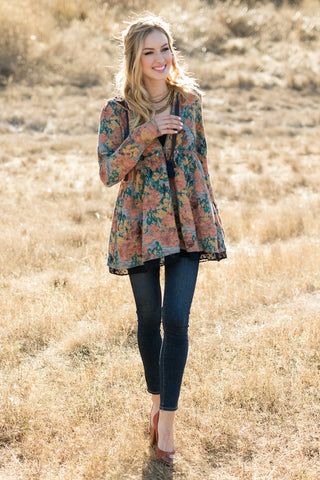 The Sophie in Vintage Floral