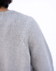 The Stella Sweater in Light Grey