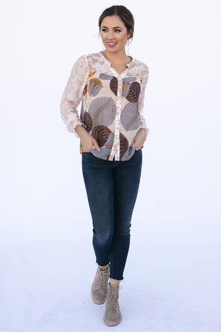 The Ariella Blouse
