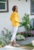 The Brittany in Vintage Yellow