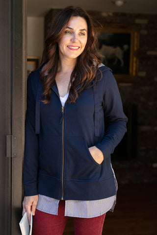 The Bryony in Navy