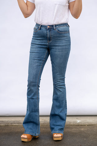 The Premium Denim Flare