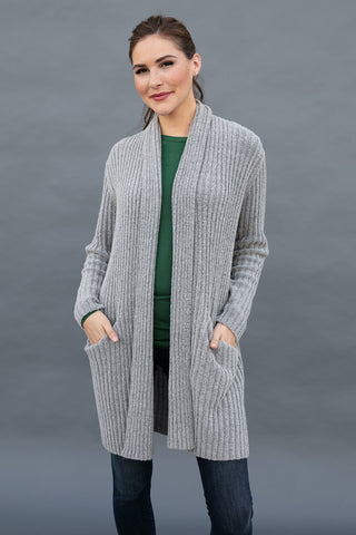 The Marissa in Cloud Grey