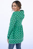 The Sophie in Frosty Spruce Polka Dot