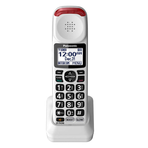 Panasonic KX-TGMA44W Amplified Cordless Extension Handset Only For The KXTGM470W White