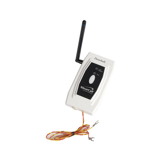 Silent Call Medallion Series Wired Doorbell Transmitter DB1-MC