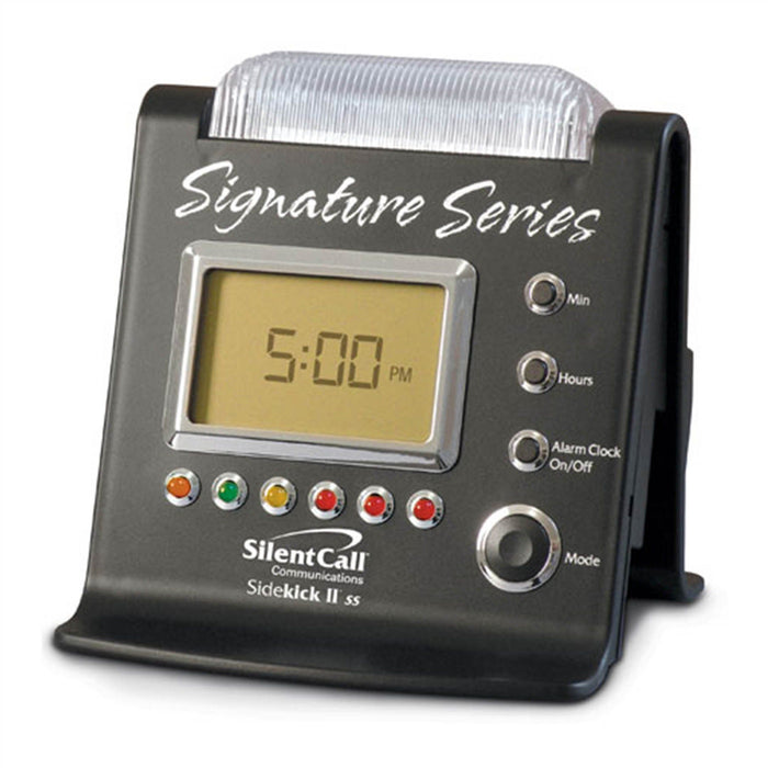 Silent Call Signature Series Sidekick II 418 MHZ Receiver with Strobe Light SK2-SS