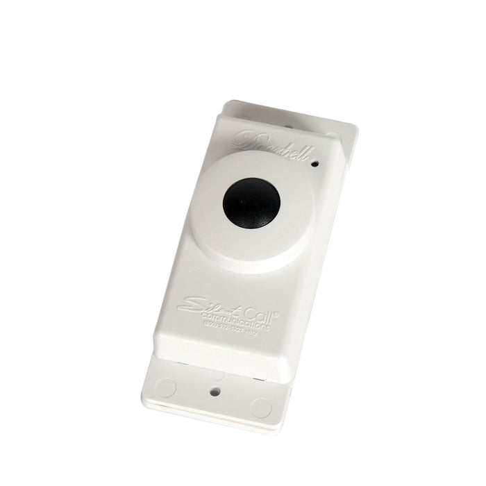 Silent Medallion Series Wireless Doorbell Transmitter Call DB4-MC