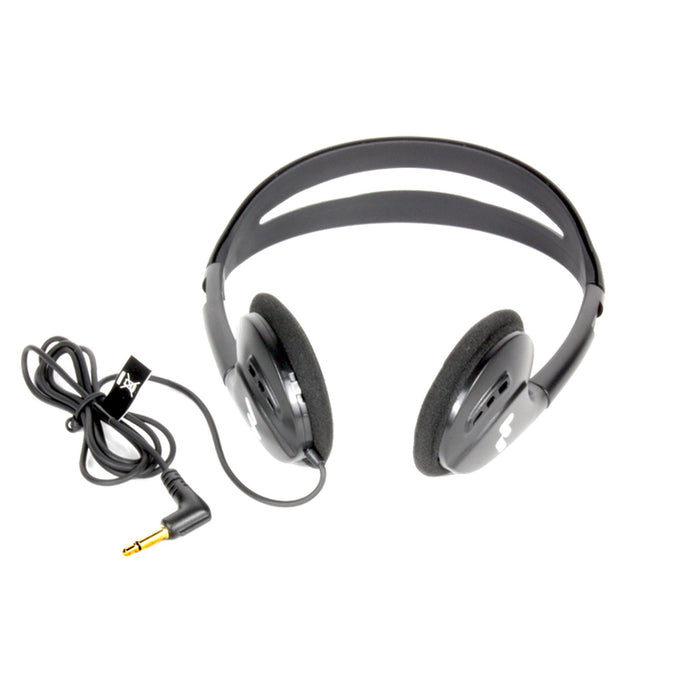 Williams Sound Deluxe Folding Mono Headphones HED 021 Wide View