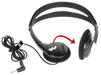 Williams Sound PFM PRO Personal FM Listening System  HED 021 Foldable Headphones
