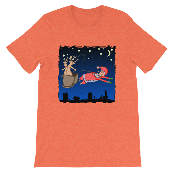 Reindeer In Control T-Shirt