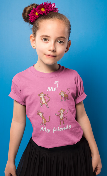 Me My Friends Unisex T-Shirt