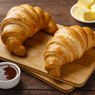 Pack of 6 Butter Croissant