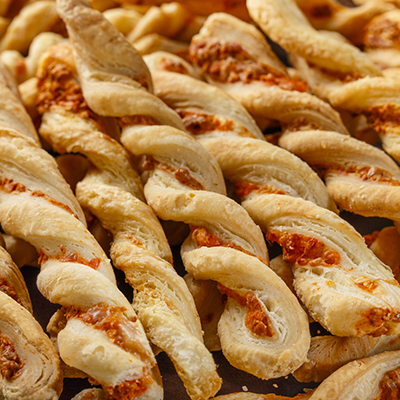Cheese Straw Twists