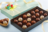 Assorted 18 piece Truffles box