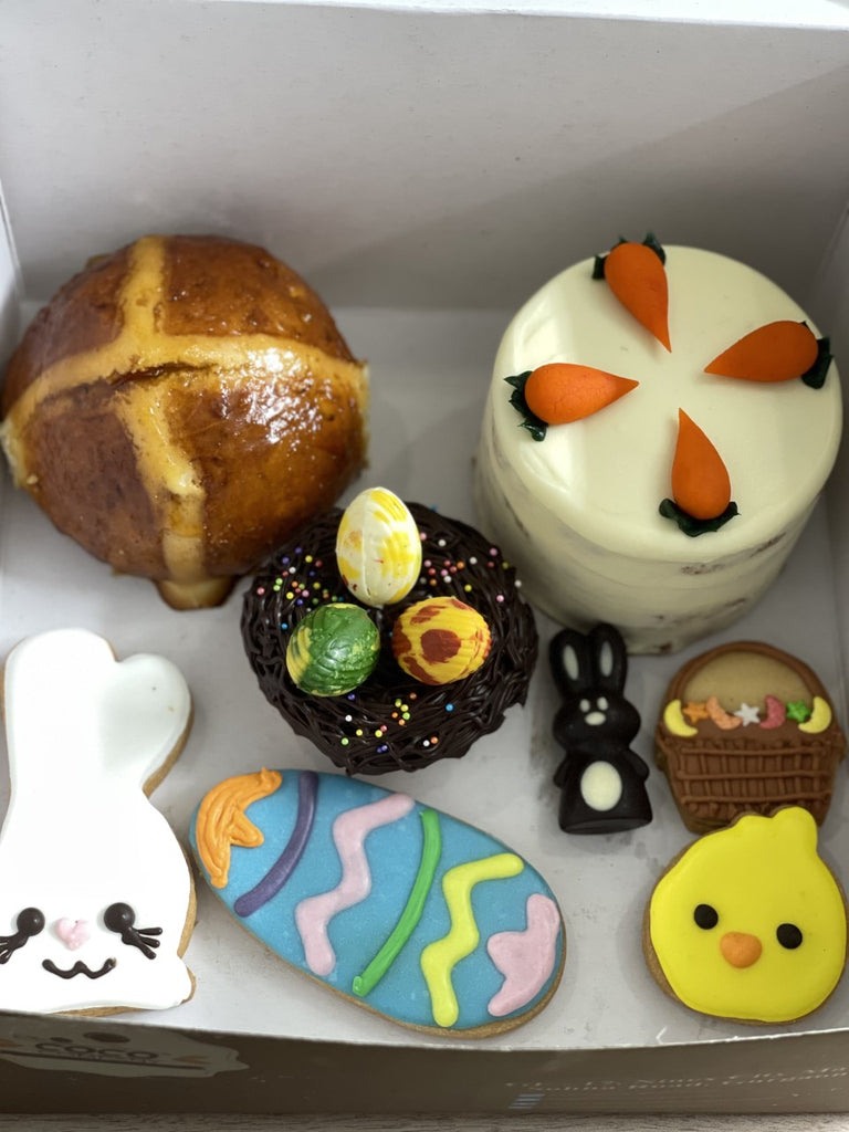 Easter treat box
