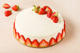 Strawberry Fraizer cake (Seasonal )