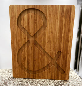 "Bamboo Cutting Board ""&"""