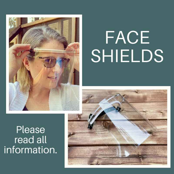 PPE: Face Shield