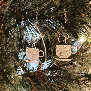 Hot Drink Earrings