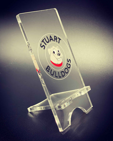 Logo Easel Phone Stand
