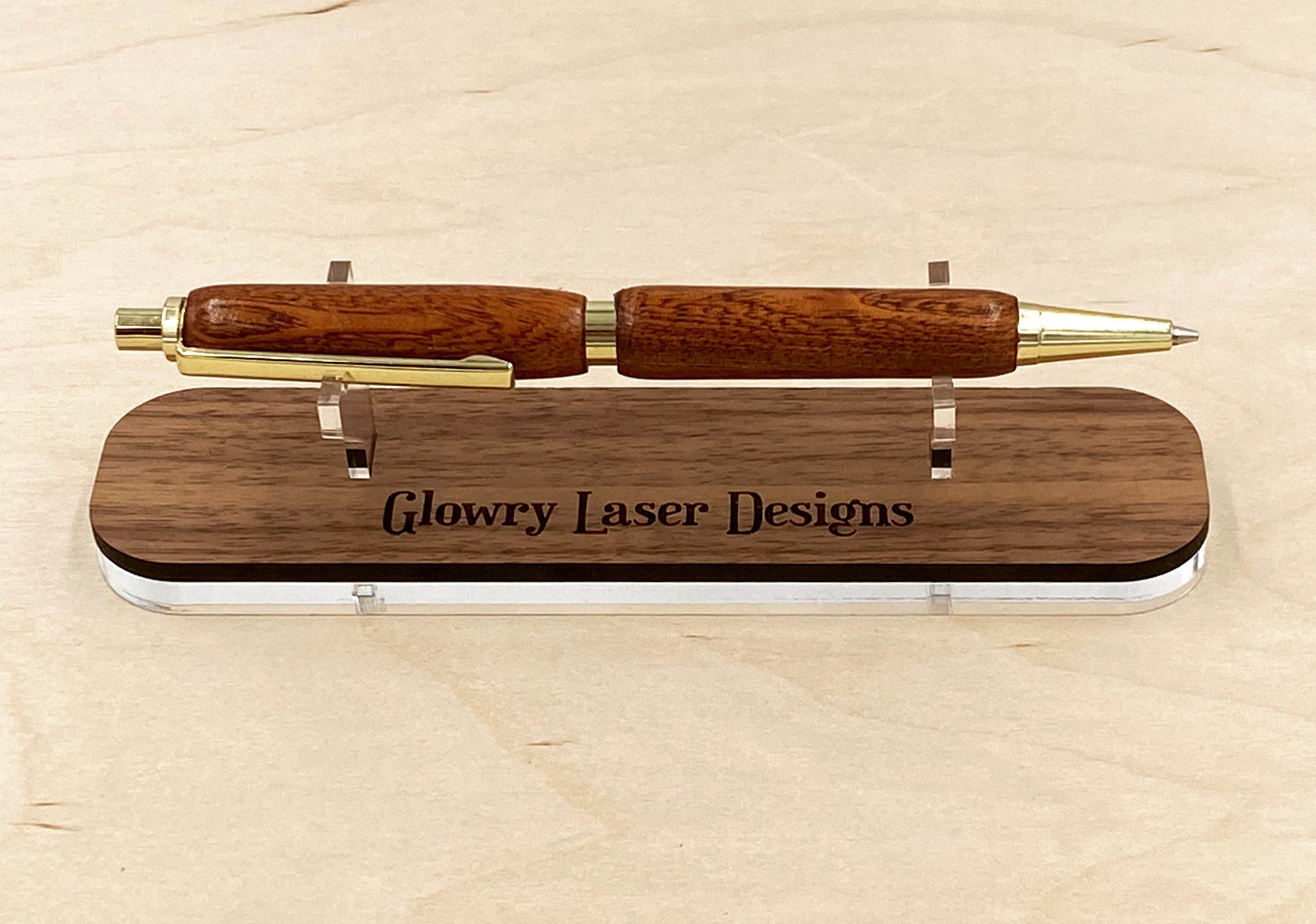 Wooden Mechanical Pencil