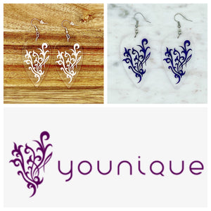 Younique Flourish Earrings