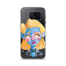 Load image into Gallery viewer, dark girl Samsung Case