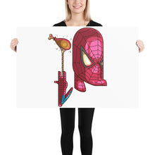 Load image into Gallery viewer, spiderman Photo paper poster
