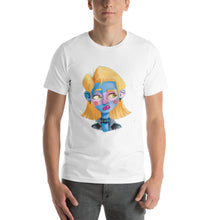 Load image into Gallery viewer, dark girl men T-Shirt