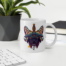Load image into Gallery viewer, Baphomet Mug