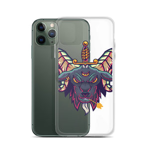 Baphomet iPhone Case