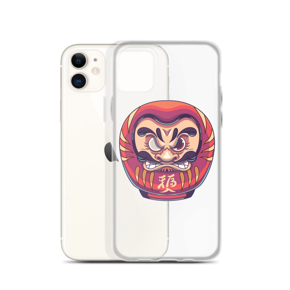 Daruma iPhone Case