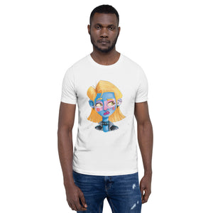 dark girl men T-Shirt