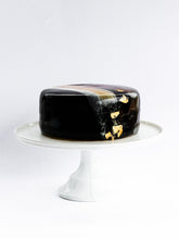 "Load image into Gallery viewer, #BakersAgainstRacism 6"" Salted Pretzel Chocolate Cake"