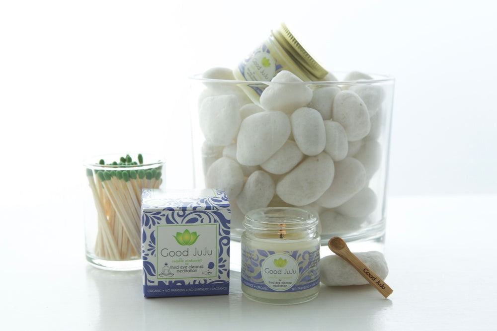 Blue Moon Relax & Restore Bath, Candle & Sage Set