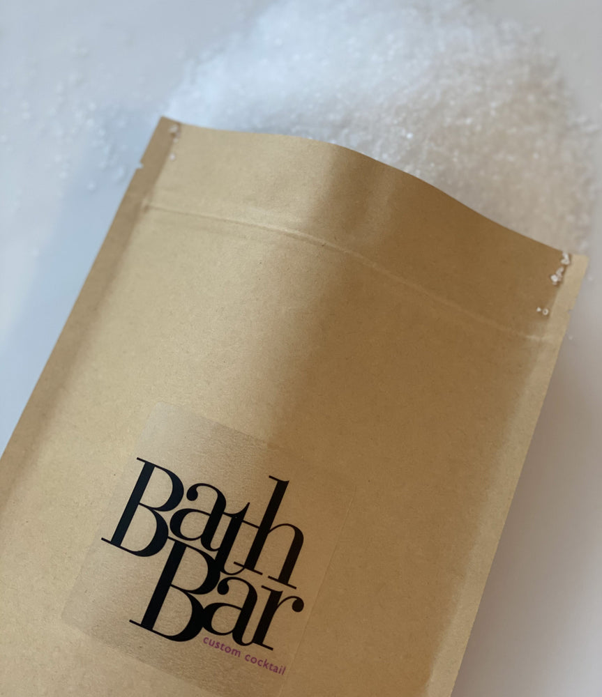 Pop Rocks Bath Salts