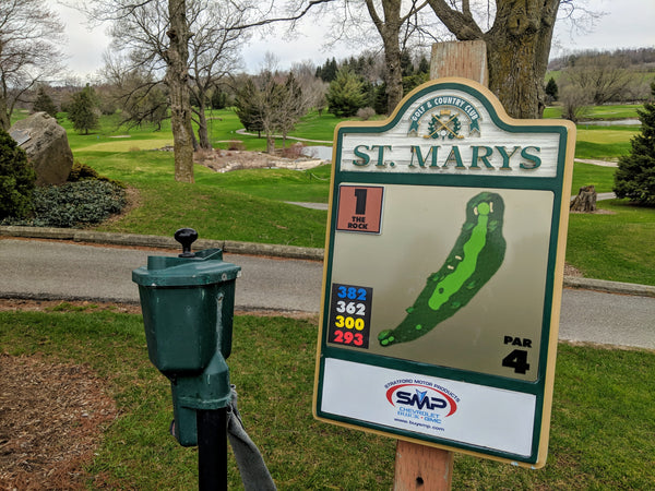 Changes & Upgrades Continue at St. Marys Golf & Country Club