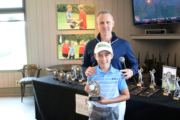 Junior Golf Club Championship Results | 2018