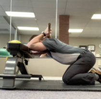 Golf Fitness Exercise | Thoracic Extension Mobilization
