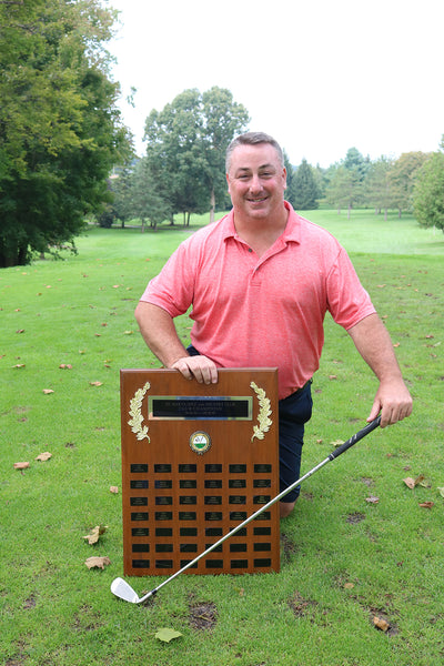 Men's Golf Champion Trophy