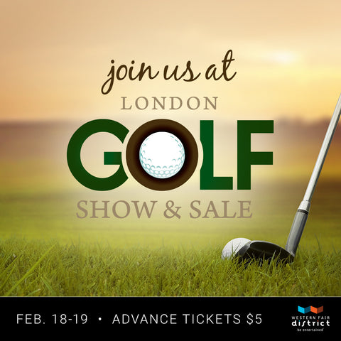 London Golf Course Show and Sale