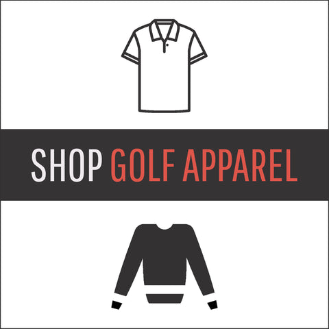 Shop Golf Apparel