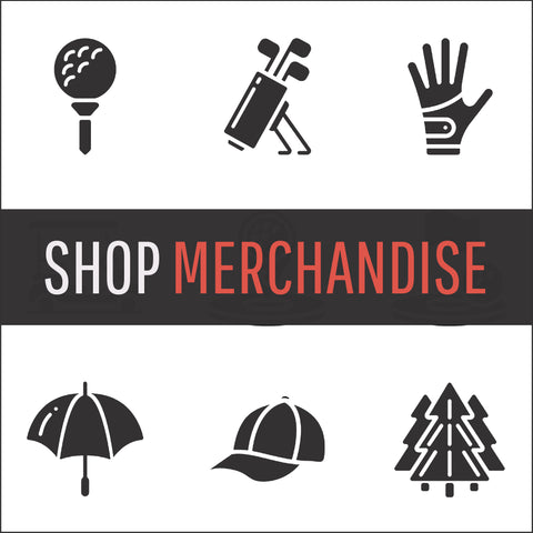Shop Golf Merchandise