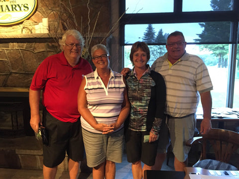 The Ladies' Golf Champions