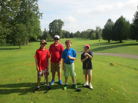 Junior Golf Camp Lessons