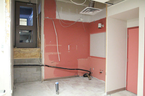 Wedding and Event Centre: Kitchen Renovations