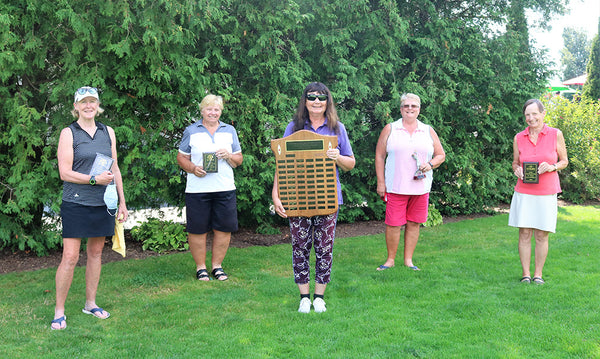 Ladies Golf Champion