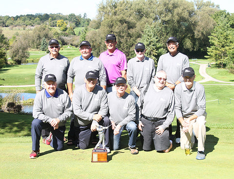President's Cup Senior Men's Golf Event